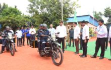 Two-Wheeler Disaster Rescue Force launched