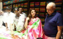 Maangalya shopping Mall inaugurated at Kukatpally