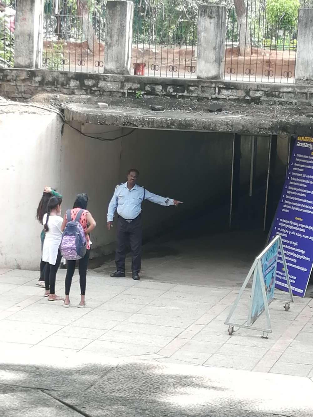 Visitors to Sanjeevaiah Park plummet; converted to Children Only