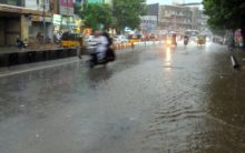 Rains all over TS; IMD gives out warning