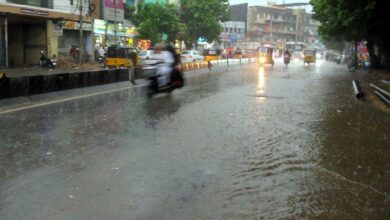 Photo of Rains all over TS; IMD gives out warning