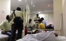 20 students hospitalised after eating breakfast in Indore-based