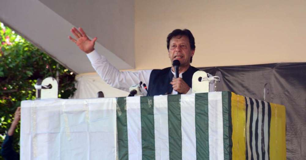 LoC march delayed till Imran's speech at UNGA