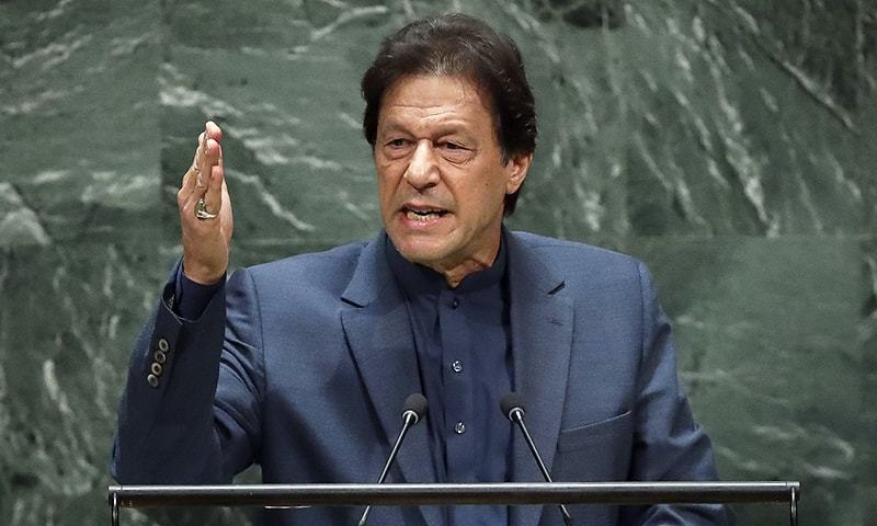 'Will never give NRO' at any cost: Imran Khan