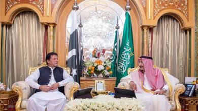 Photo of Photos: Imran Khan meets King Salman, Crown Prince