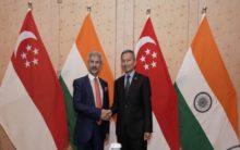 India, Singapore reaffirm strategic partnership