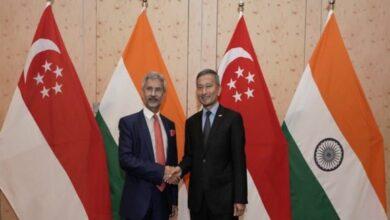 Photo of India, Singapore reaffirm strategic partnership