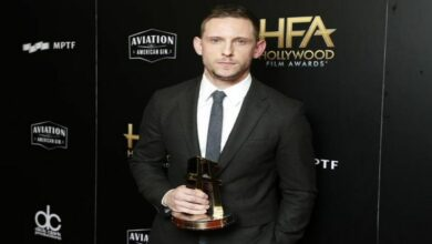 Photo of Jamie Bell to star in 'Without Remorse' adaptation