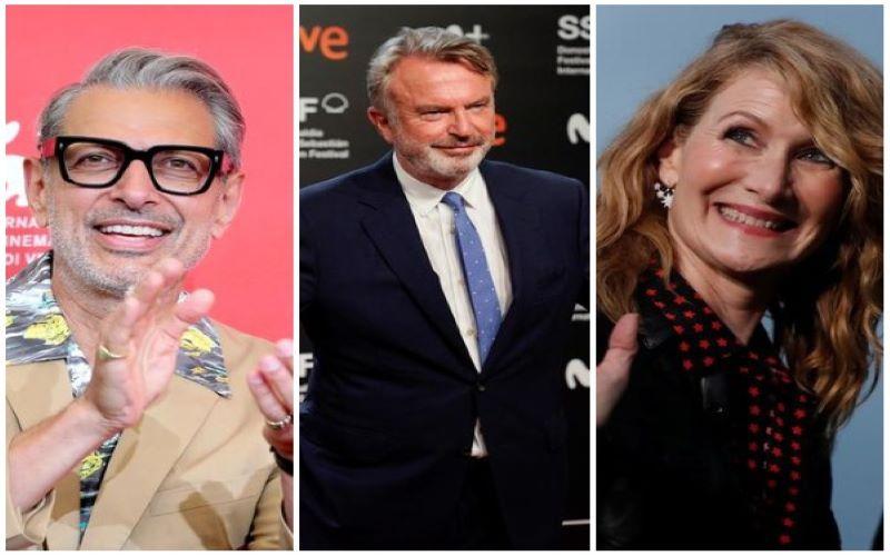 Jeff Goldblum, Sam Neill, Laura Dern all set for 'Jurassic World 3'