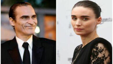 Photo of Joaquin, Rooney Mara make an elegant couple at 'Joker' premiere