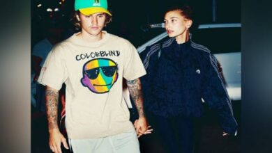 Photo of Justin and Hailey depart on private jet ahead of their wedding