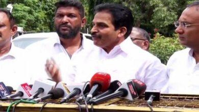 KC Venugopal slams K'taka govt, says EC acting on BJP's directions