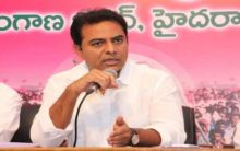 KTR asks officials to prepare master plan for each UDA