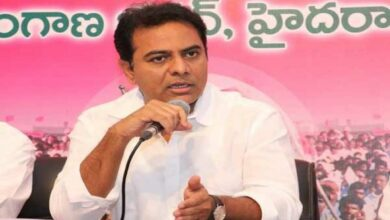 Photo of Minister KTR held a review meeting with MA&UD officials