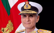 Navy chief on 4-day B'desh visit to boost maritime ties