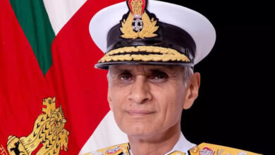 Photo of Navy chief on 4-day B'desh visit to boost maritime ties
