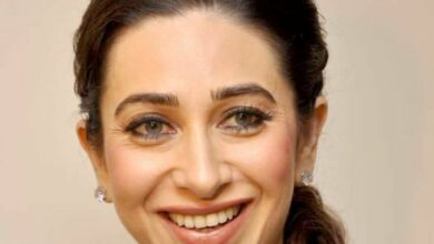 Photo of Karisma Kapoor has fans guessing with a throwback pic