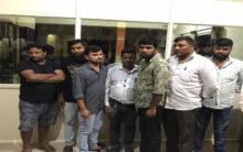 Karnataka: 13 gamblers, club owner arrested