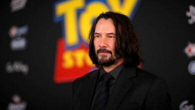 "Keanu Reeves calls 'Matrix 4' ""very ambitious"" film"