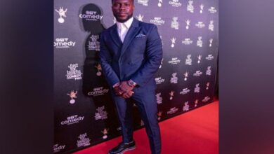 Photo of Kevin Hart is back from rehab after car crash