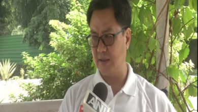 Photo of We will form committee for Sports Code: Kiren Rijiju