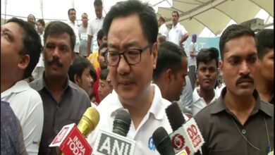 Photo of Youngsters in J&K want to take part in sports, says Kiren Rijiju