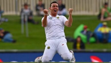 Photo of Kyle Abbott signs three-year deal with Hampshire Cricket
