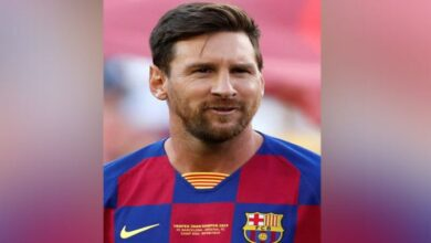 Barcelona confirms Messi's injury, striker to miss upcoming matches