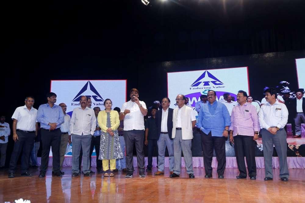 "ITC launches ""Swachh Vidyalaya"" in Hyderabad"