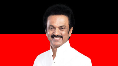 Photo of DMK General Council meeting on Nov 10