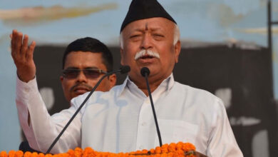 Photo of RSS Chief Mohan Bhagwat to visit Hyderabad for Ganesh Immersion
