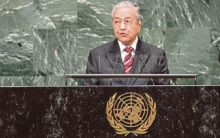 India 'invaded, occupied' Kashmir: Malaysian PM at UNGA