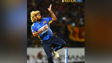 Photo of Malinga moves up in latest ICC T20I rankings
