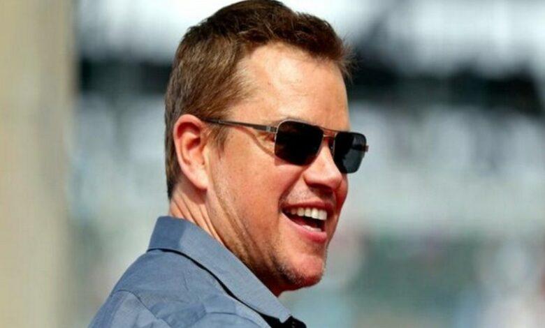 Matt Damon discusses his character in 'Ford v Ferrari'