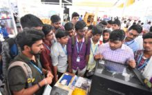 3 day Industrial and Engineering Expo kicks off in Hyderabad
