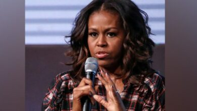 Michelle Obama's latest tour tickets cost up to a whopping $4,200!