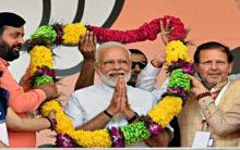 PM Modi crosses 50m followers on Twitter, BJP congratulates him