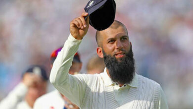 Photo of Moeen Ali takes a break from Test cricket