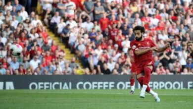 Mohamed Salah brushes off rumours related to rift with Sadio Mane