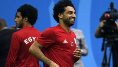 Photo of Salah, Egypt fall out after vote in FIFA awards goes astray