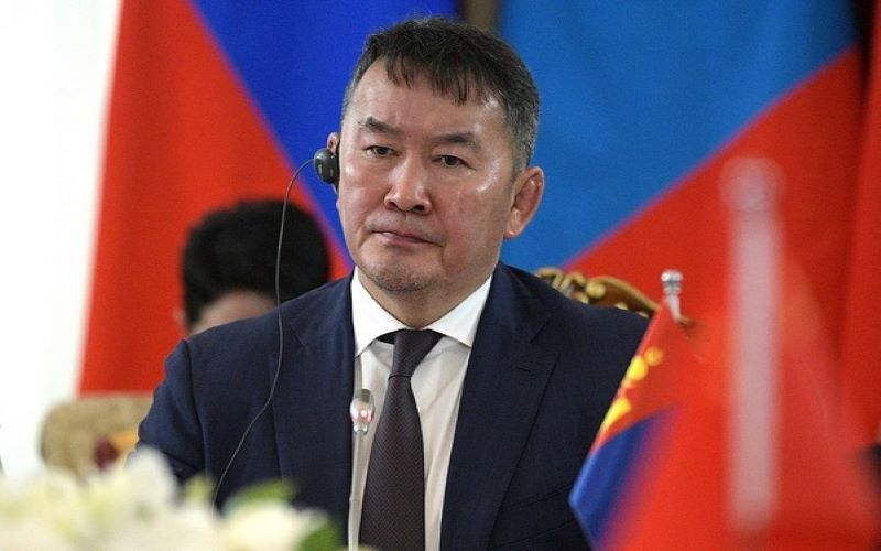 Mongolian President to visit India to intensify bilateral ties