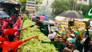 Photo of What happened when Ganesh, Muharram processions cross each other?