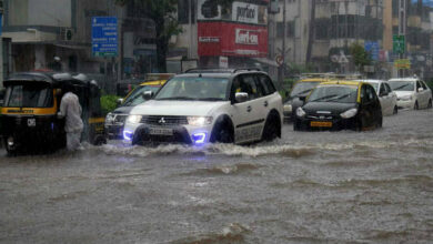 Photo of Heavy rains triggered by fresh low-pressure area lash Odisha