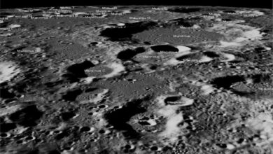 Photo of Chandrayaan-2 may be hiding in shadows, says NASA after capturing landing site
