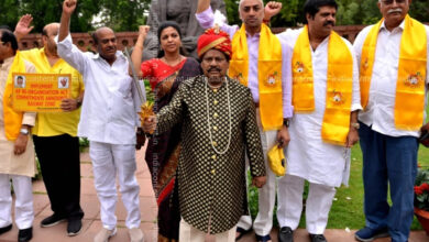 Photo of Former TDP MP Naramalli Sivaprasad passes away at 68