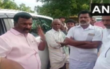 Dalit MP denied entry to temple