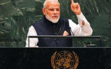 Shastri surcharged India with 'Jai Jawan Jai Kisan': Modi