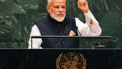 Photo of India seemed to dominate narrative on J-K at UNGA