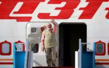 PM Modi leaves on packed, week-long US visit