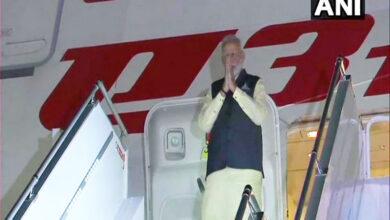Photo of PM Modi reaches New York to take part in UNGA session